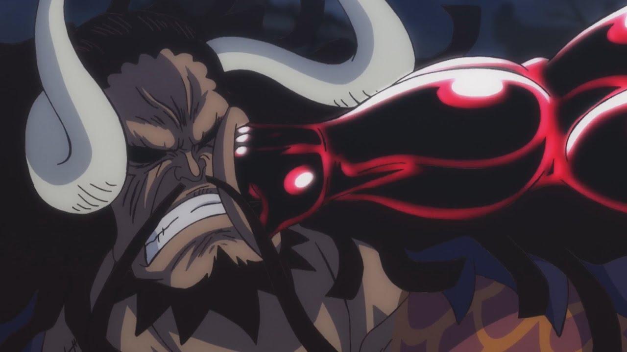 Luffy Vs Kaido「AMV」