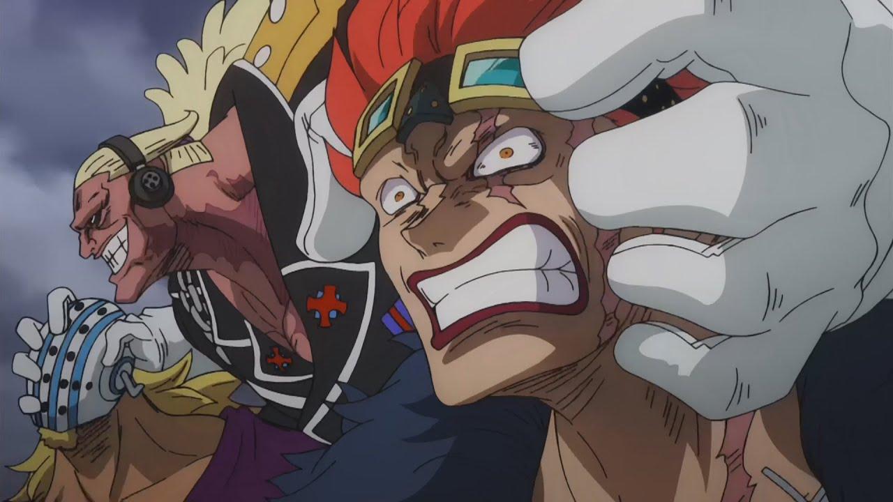 One Piece stampede AMV
