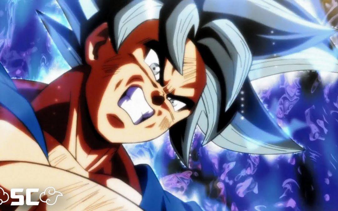 Dragon Ball Super – Ultra Instinct Goku vs Jiren AMV (Anime Music Video)