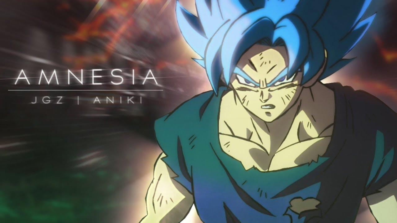 Dragon Ball Super AMV - Amnesia
