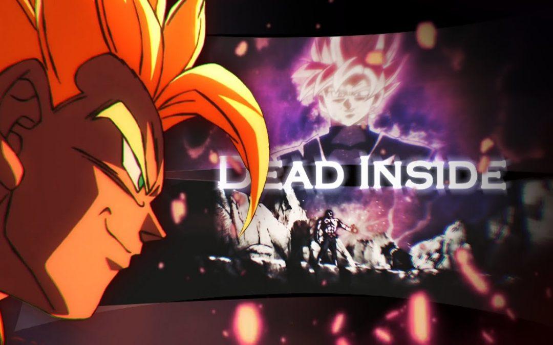 Watch Online Dragon Ball Super AMV – Dead Inside MP4 Video Download