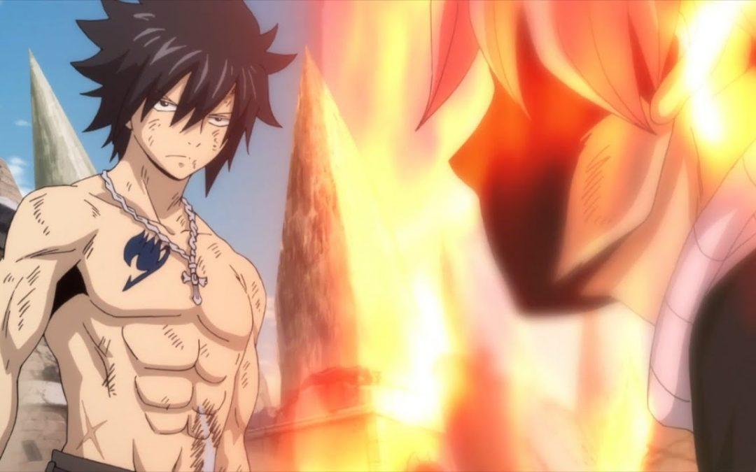 Watch Online Natsu E.N.D vs. Gray Devil Slayer & Erza is catch – Fairy Tail Final Season 3「 AMV 」 MP4 Video Download