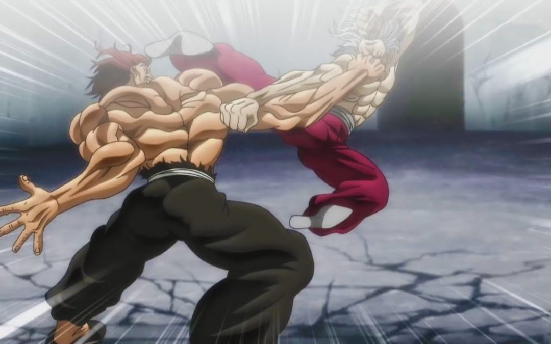Watch Online Baki (2020)「AMV」- Born For This MP4 Video Download