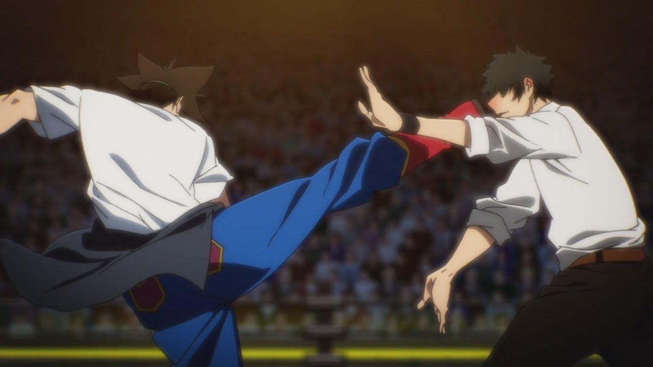 Jin Mori vs Han Daewi