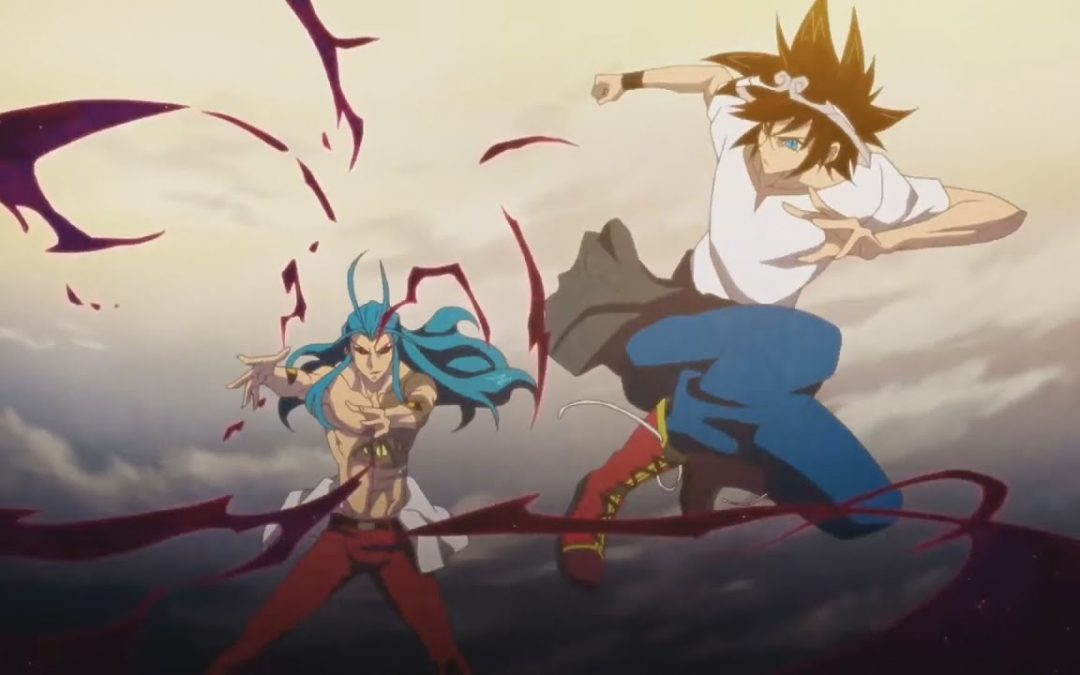 Watch Online The God of High School「AMV」- Feel Invincible MP4 Video Download