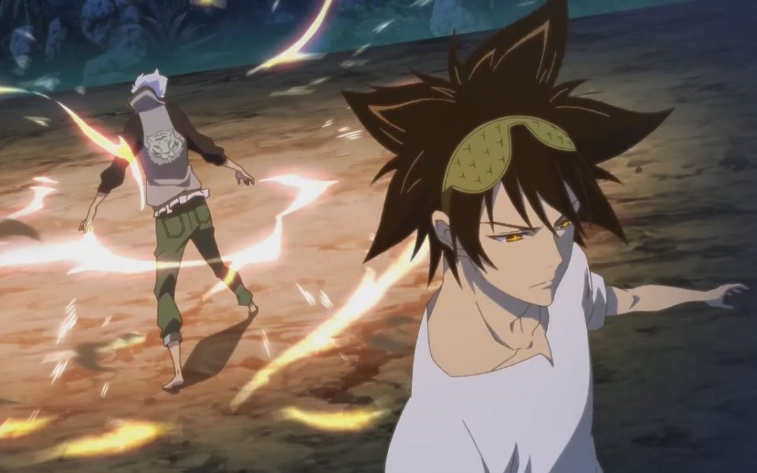 Watch Online The God of High School「AMV」- Don't Care MP4 Video Download